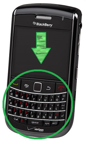 Technology News - BlackBerry Keyboard