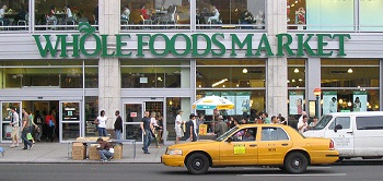 Whole Foods Market - Mobile Payments