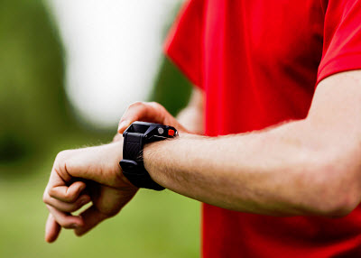 Wearable Technology - athletes