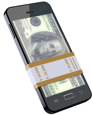 mobile payments to grow