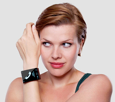 Smart Jewelry - Smartwatch