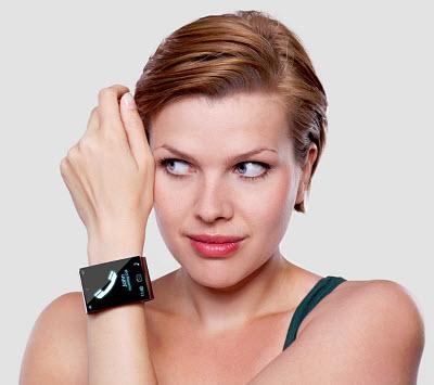 Smart Jewelry - Smartwatch