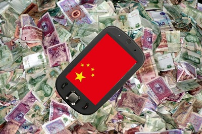 China Mobile Gaming Revenue