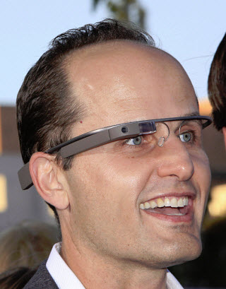 Google Glass  banned at movie theaters