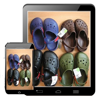 Mcommerce - Crocs