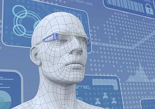 wearable tech design - Not actual Google Glass