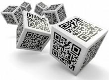 qr codes - management system