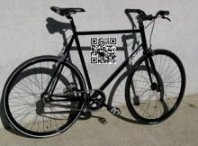 QR Codes - Bike Theft