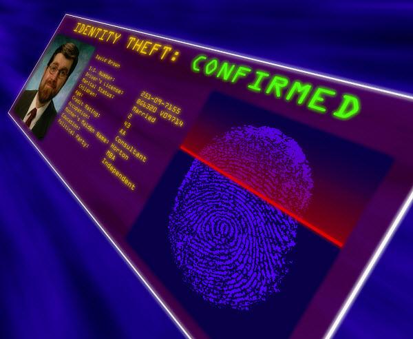 social media marketing -identity theft risk
