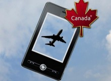 Mobile Devices - Canadian Flights