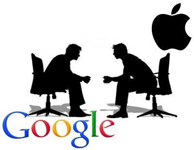 Mobile patents truce - Google and Apple