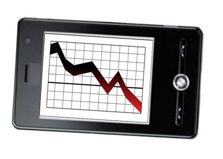 Smartphone Market Sales Drop