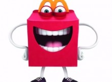 Social Media Marketing - McDonald's new character, Happy