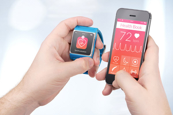 wearables - health tracking