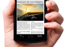 mobile technology report - Tourism