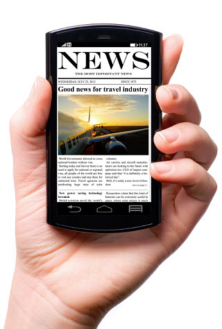 Mobile advertising news