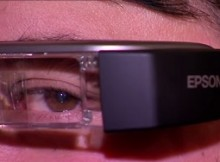 Augmented Reality Glasses - Epson