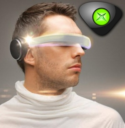 Augmented Reality Glasses for Xbox delay