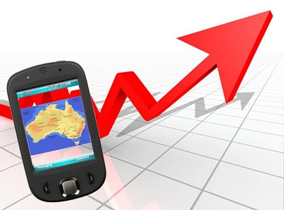 Australia Mobile Commerce Growth