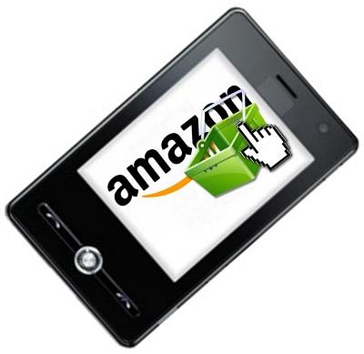 Mobile Commerce New Smartphone - Amazon