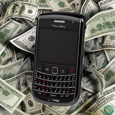 Blackberry Smartphone - Profitability Goal