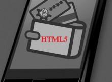 Mobile Wallet - HTML5
