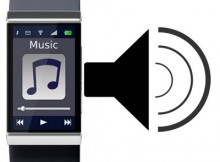 Smartwatches - Music app and volume control