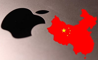 Mobile Commerce - Apple and China