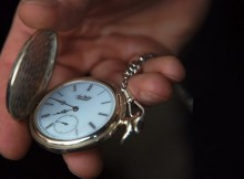 Wearable technology - pocket watch