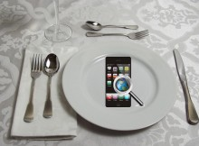 Geolocation Technology - restaurant