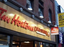 Mobile Payments - Tim Hortons