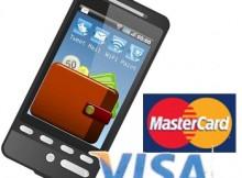 Mobile Wallets - MasterCard and Visa