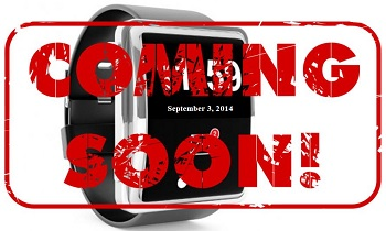 Smartwatch - coming soon