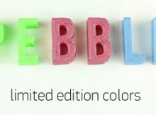 Smartwatches - Pebble Limited Edition Colors