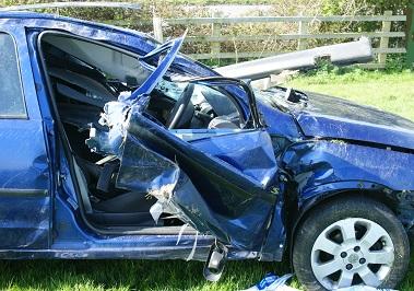 Technology News - car crash