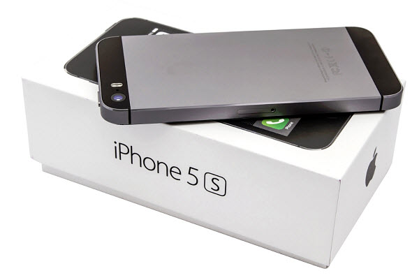iPhone 5s - Mobile Security