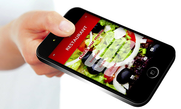 restaurant app - mobile payments