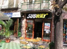 Mobile Payments - Subway teams with Paypal