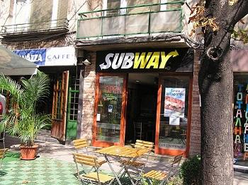 Softcard - Subway
