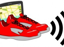 Wearable Technology - GPS Shoes