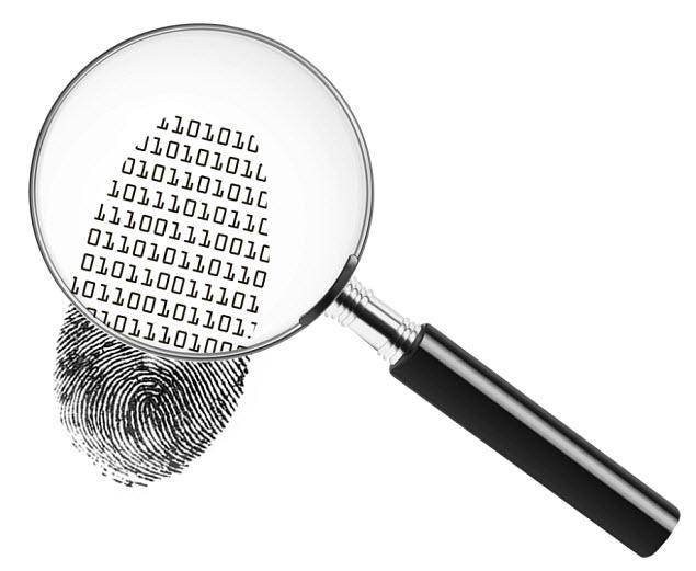 Mobile Security - fingerprint scanning
