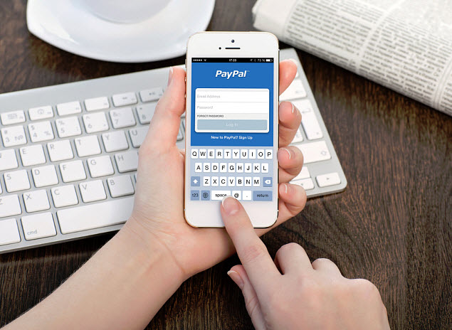 paypal - mobile payments