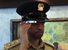 Google Glass - Dubai Police