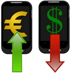 Mobile Payments - Up in Europe & Down in North America