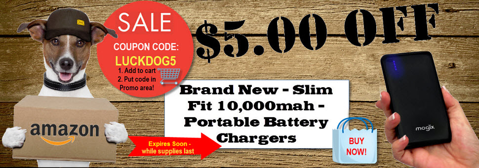 Mogix Battery Pack
