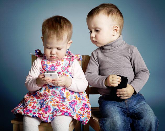 children mobile security