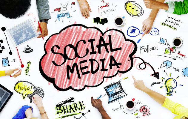 social media marketing - personal