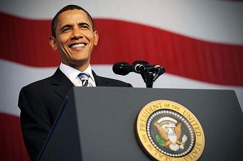 BlackBerry - President Obama