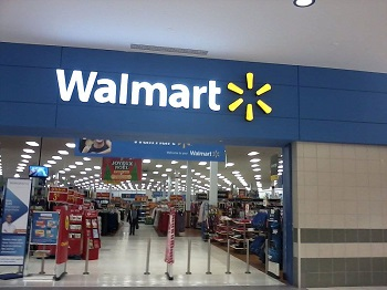 Mobile commerce reatil sector - Walmart