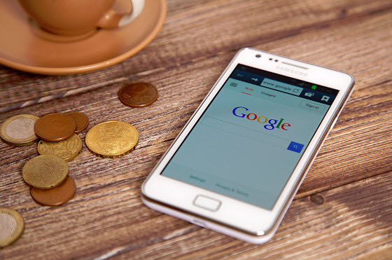 google mobile web